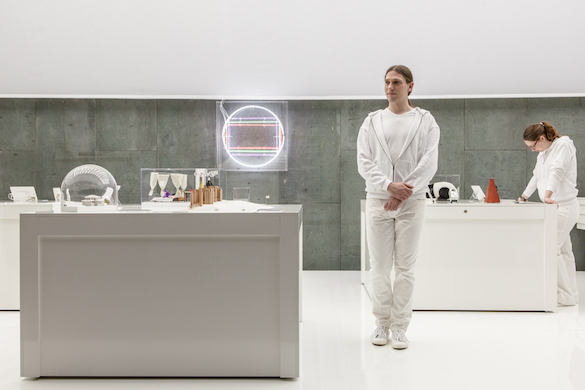 The White Room by Tactical Tech. Photo: Laura Fiorio/HKW.